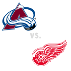 Colorado Avalanche at Detroit Red Wings