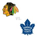 Chicago Blackhawks at Toronto Maple Leafs