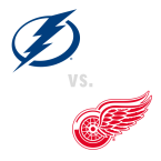 Tampa Bay Lightning at Detroit Red Wings