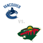 Vancouver Canucks at Minnesota Wild