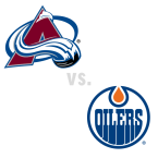 Colorado Avalanche at Edmonton Oilers