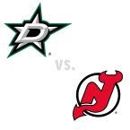 Dallas Stars at New Jersey Devils