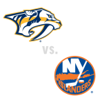 Nashville Predators at New York Islanders