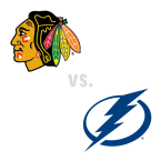 Chicago Blackhawks at Tampa Bay Lightning