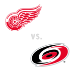 Detroit Red Wings at Carolina Hurricanes
