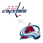 Washington Capitals at Colorado Avalanche