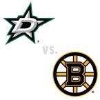 Dallas Stars at Boston Bruins