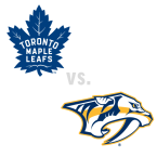 Toronto Maple Leafs at Nashville Predators