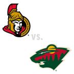 Ottawa Senators at Minnesota Wild