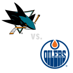 San Jose Sharks at Edmonton Oilers
