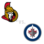 Ottawa Senators at Winnipeg Jets
