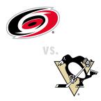 Carolina Hurricanes at Pittsburgh Penguins