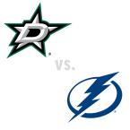 Dallas Stars at Tampa Bay Lightning