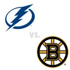 Tampa Bay Lightning at Boston Bruins