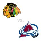Chicago Blackhawks at Colorado Avalanche