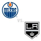 Edmonton Oilers at Los Angeles Kings