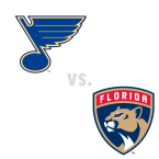 St. Louis Blues at Florida Panthers