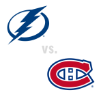 Tampa Bay Lightning at Montreal Canadiens