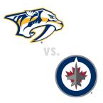 Nashville Predators at Winnipeg Jets