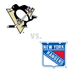 Pittsburgh Penguins at New York Rangers