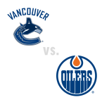 Vancouver Canucks at Edmonton Oilers