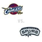 Cleveland Cavaliers at San Antonio Spurs