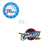 Philadelphia 76ers at Cleveland Cavaliers