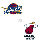 Cleveland Cavaliers at Miami Heat