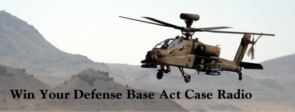 Defense Base Act Podcast