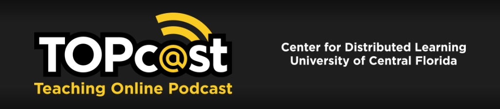 TOPcast: The Teaching Online Podcast