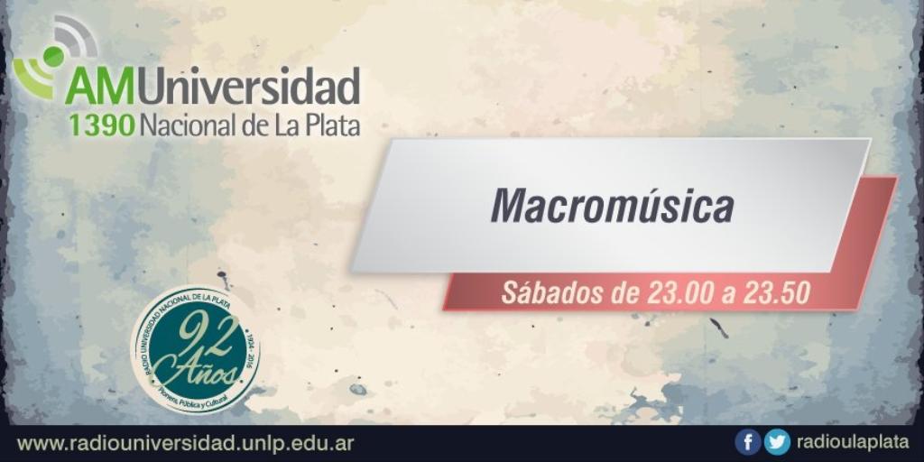 Macromusica (la musica del mundo)