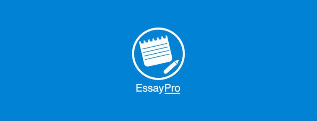 Essay writing with EssayPro.com