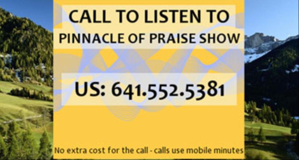 Pinnacle of Praise Show