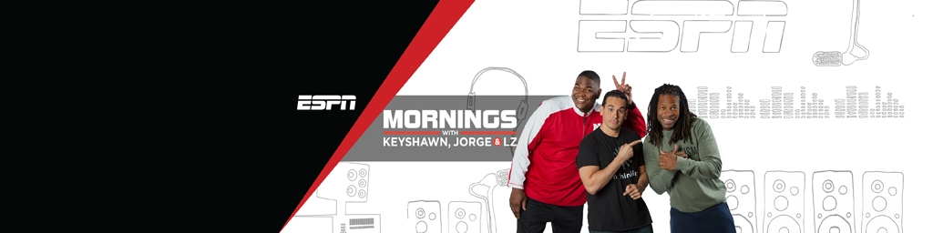 ESPNLA Mornings with Keyshawn, Jorge, and LZ