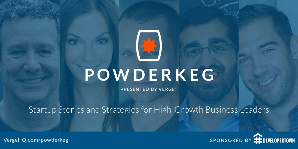 Powderkeg: Business Strategy | Start Up Stories | Self Improvement | SaaS Outside of Silicon Valley