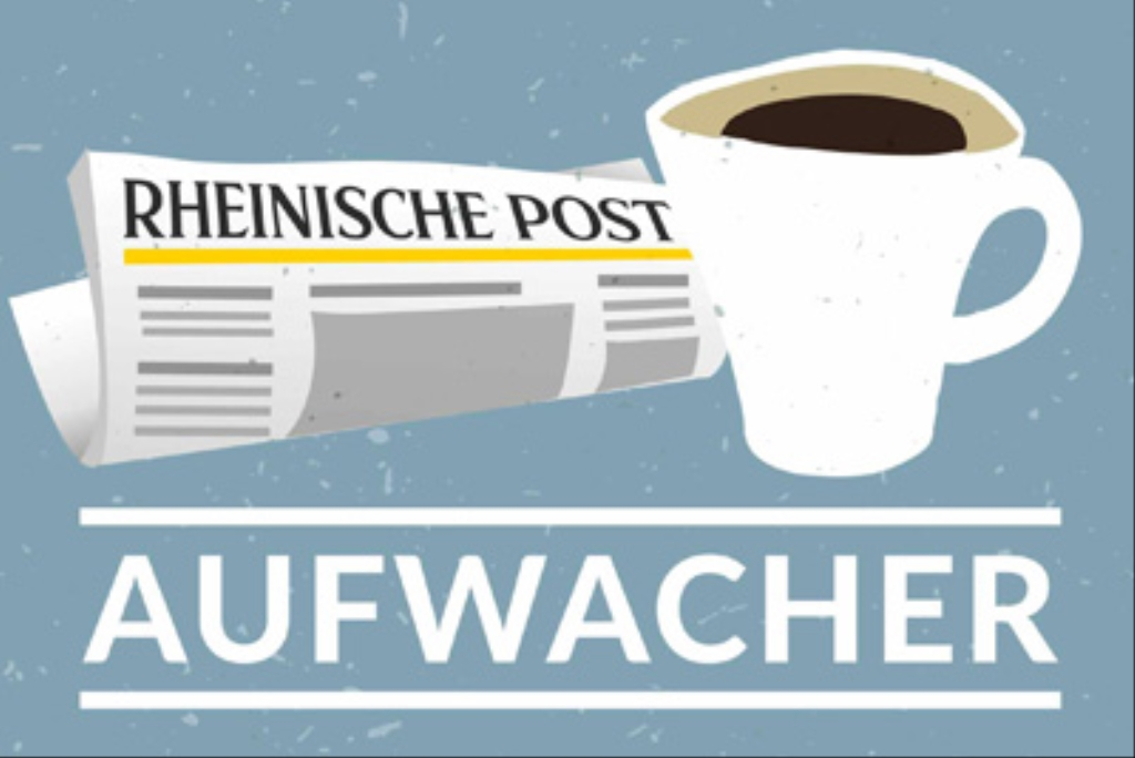 Rheinische Post Aufwacher