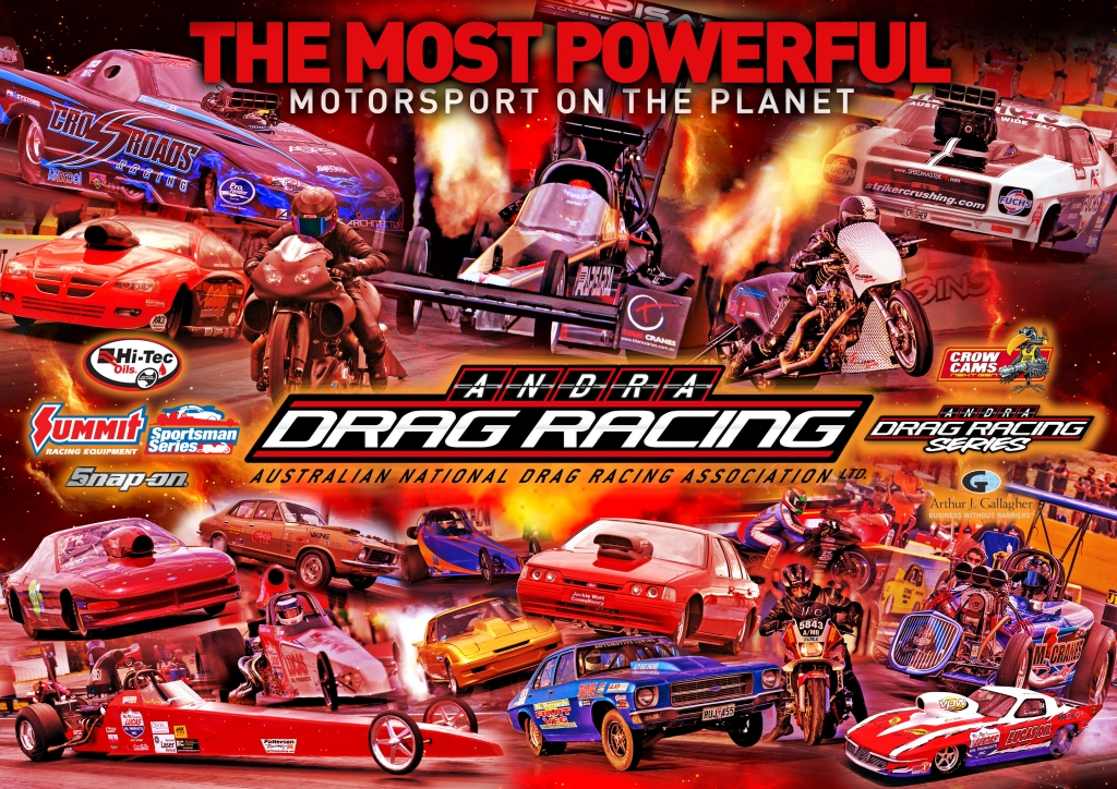 ANDRA Drag Racing Podcast