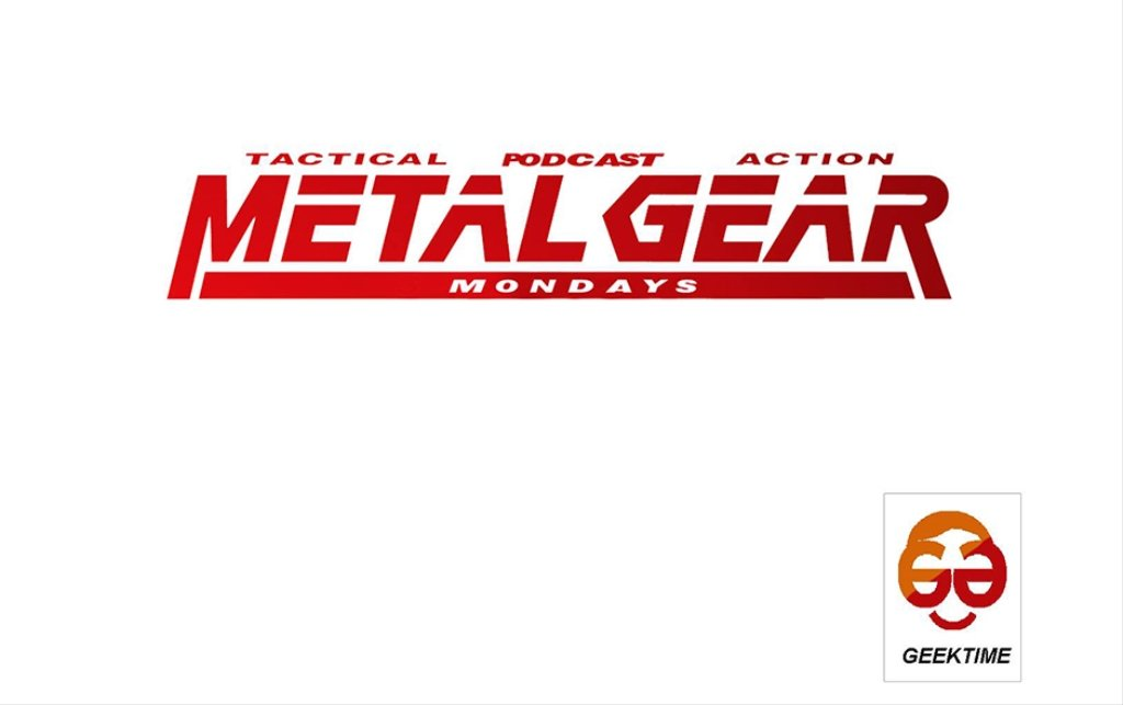 Metal Gear Mondays