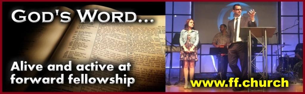 Forward Fellowship Church Sermon Podcast
