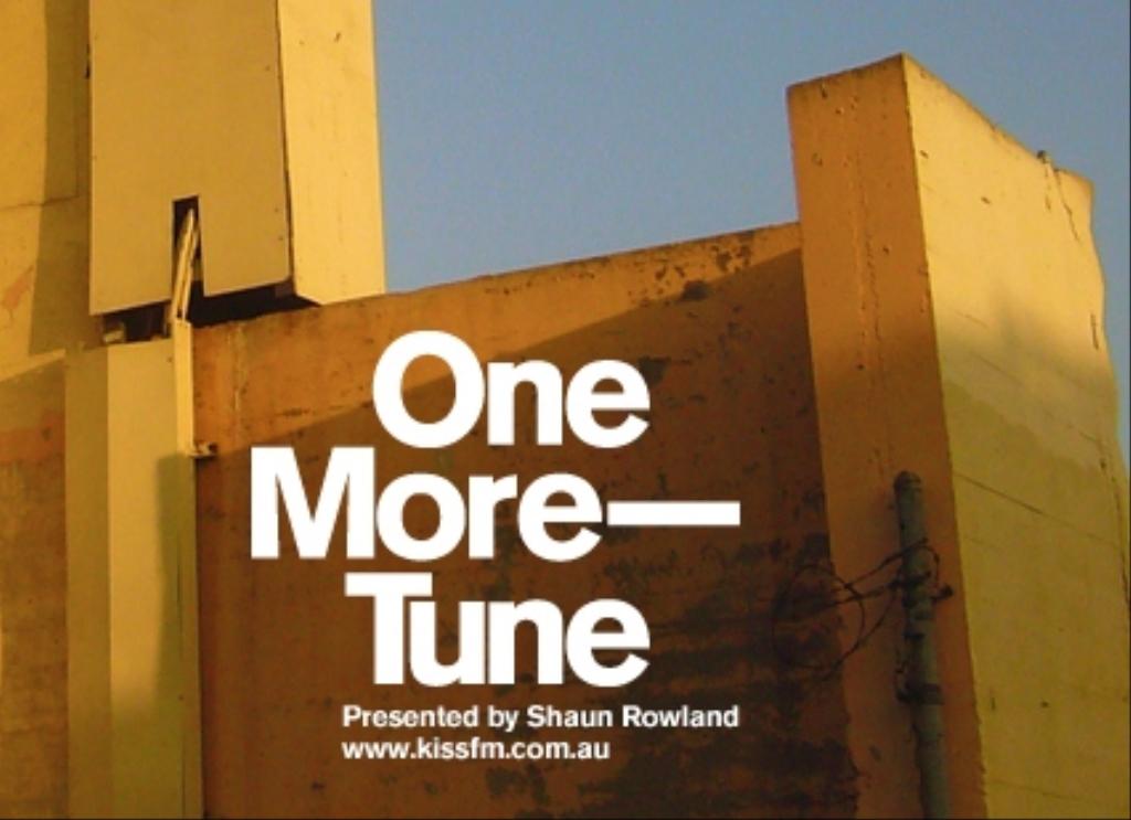 One More Tune Kiss FM