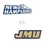 New Hampshire Wildcats at James Madison Dukes