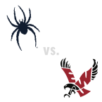 Richmond Spiders at Eastern Washington Eagles