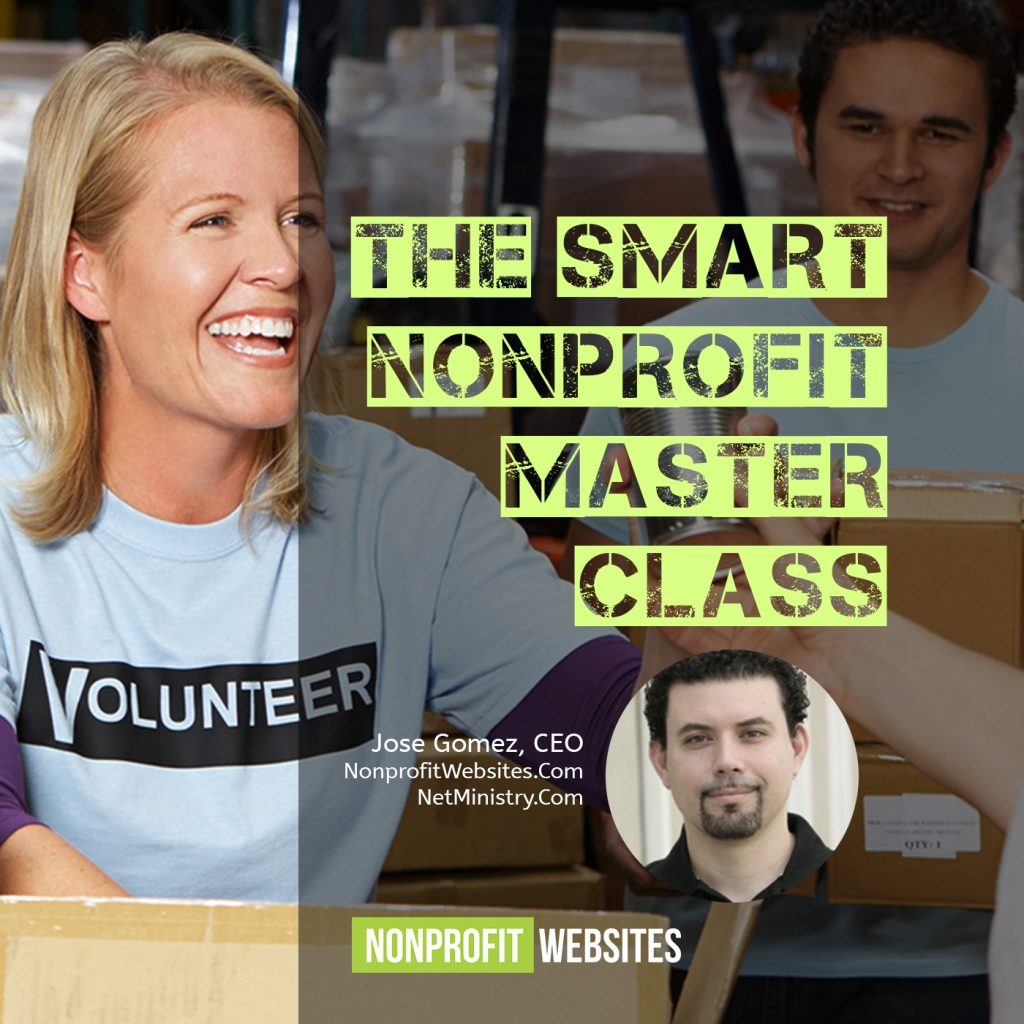 The Smart Nonprofit Master Class