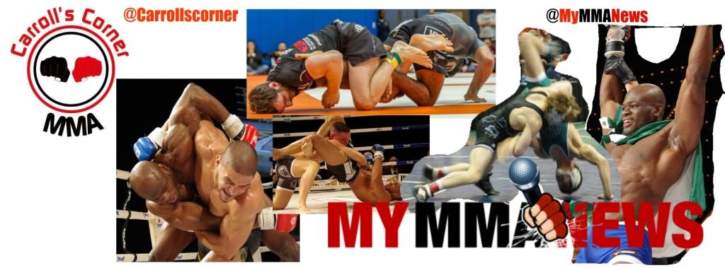 Carroll's Corner MMA Podcast