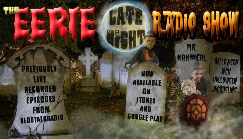 Eerie Late Night Radio