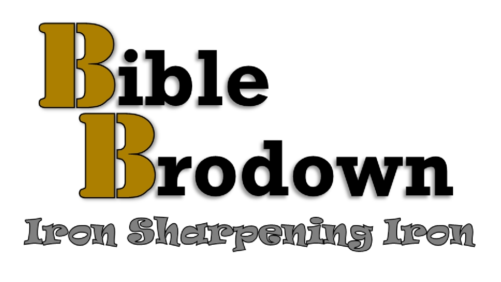 Bible Brodown Podcast