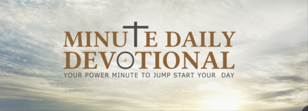 Minute Daily Devotional