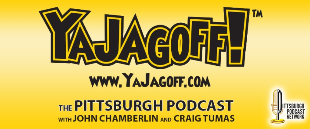 The YaJagoff Podcast - All about Pittsburgh