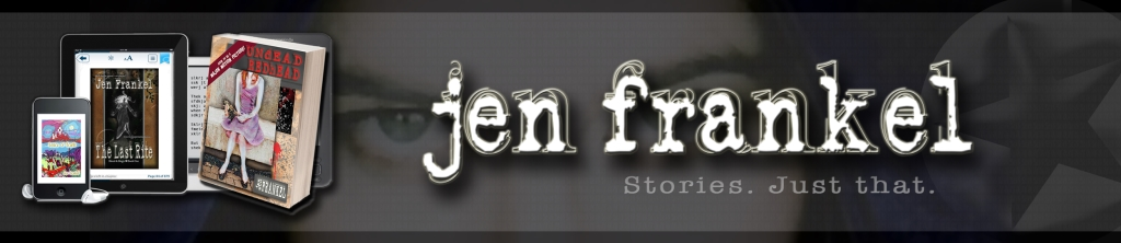 Jen Frankel Reads Random S#it!