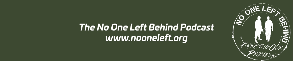 The No One Left Behind Podcast